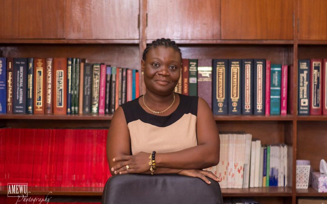 IWD Countdown: Day 3- Dr Afua Abrahams