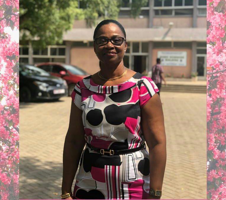 IWD Countdown: Day 6- Dr Dei – Adomakoh