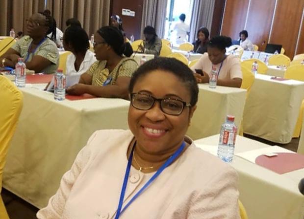 IWD Countdown: Day 5 – Dr. Udofia